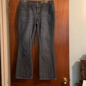 New York & Company Low Rise Bootcut Jeans